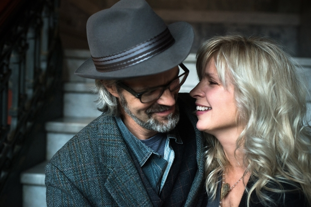 Linford Detweiler and Karin Berquist of Over The Rhine